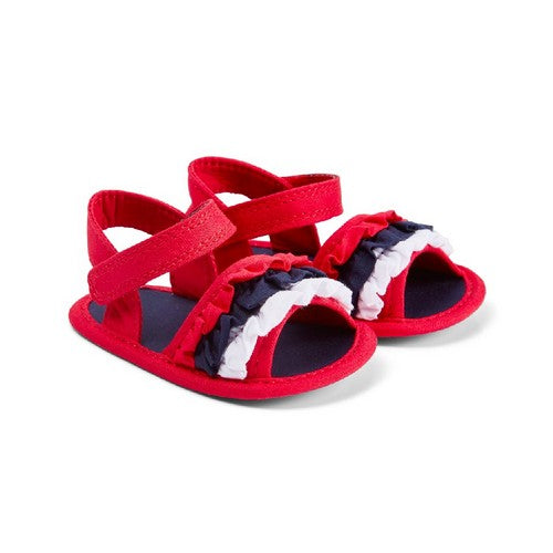 Mothercare : Frill Sandals