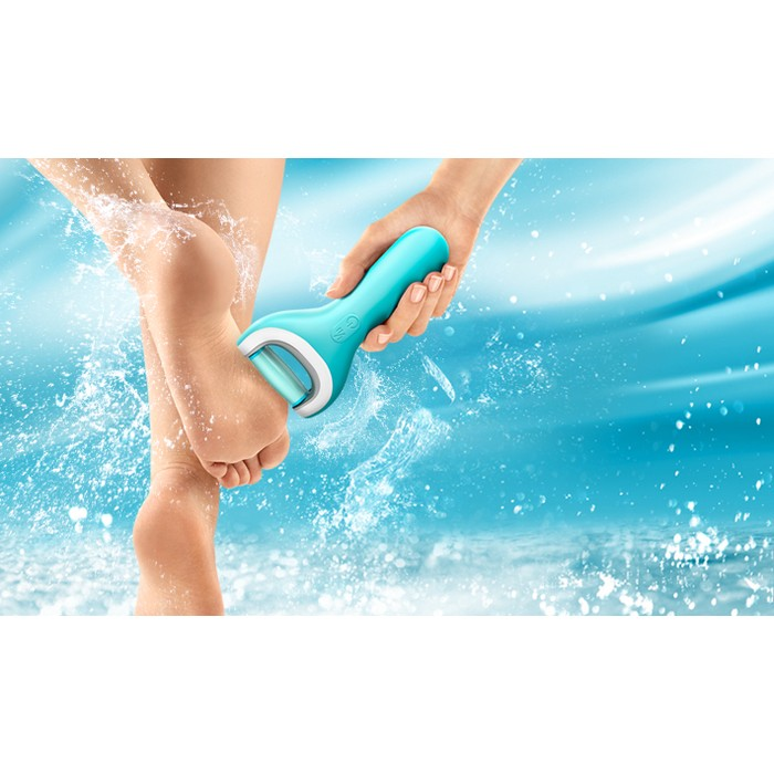 Scholl : Express Pedi : Velvet Smooth Wet & Dry