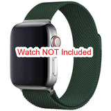 Smart Watch Straps : Apple Watch : Milanese Stainless Steel