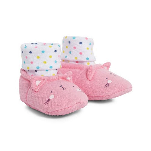 Mothercare : Spotty Cat Socktops