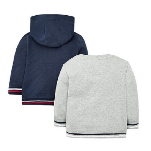 Mothercare : Sweat Top and Hoodie