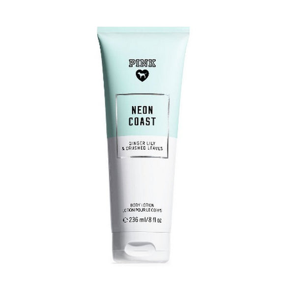 Victoria's Secret : PINK : Neon Coast Body Lotion