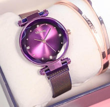 Charger l'image dans la galerie, Montre Magnetic Attraction (Quartz)