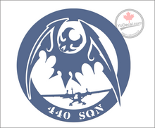 '440 Transport Sqn Twin Otter' Premium Vinyl Decal