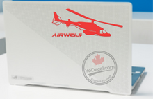 'Airwolf' Premium Vinyl Decal