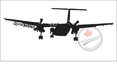 'CC-115 Buffalo' - Premium Vinyl Decal