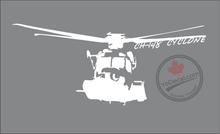 'CH-148 Cyclone' - Premium Vinyl Decal