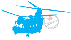 'CH-147 Chinook' - Premium Vinyl Decal