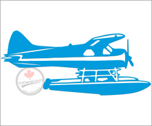 'DHC-2 Beaver on Floats' Premium Vinyl Decal