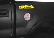 'Flight Engineer' Premium Vinyl Decal