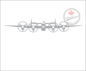 'Handley Page Halifax' Premium Vinyl Decal