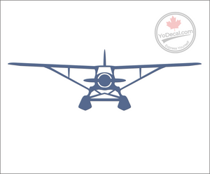 'Noorduyn Norseman on Floats' Premium Vinyl Decal