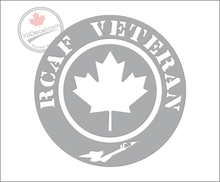 'RCAF Veteran Avro Arrow Roundel' Premium Vinyl Decal
