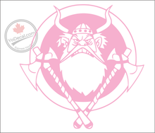 'Viking Coat of Arms' Premium Vinyl Decal