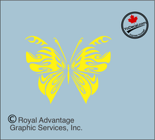 'Butterfly Wonder' Premium Vinyl Decal