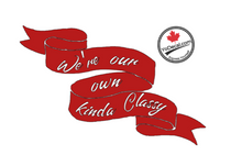 'We're Our Own Kinda Classy' Premium Vinyl Decal