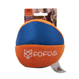 FOFOS Born WILD BALL ORANGE  Dog Toy