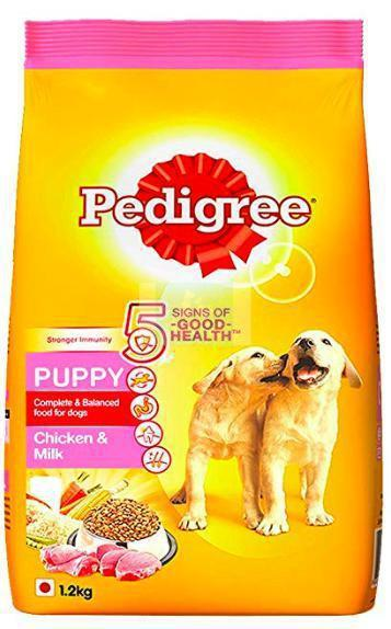 Pedigree PUPPY CHICKEN & MILK Dog Dry Food-Pedigree-XOXOtails