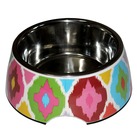 Artisan Melamine Solid Bowl for Dogs
