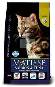 Farmina Matisse SALMON & TUNA ADULT Cat Dry Food 1.5 KG-Farmina-XOXOtails