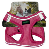 Breathable Harness For Dogs, Pink-XOXOtails