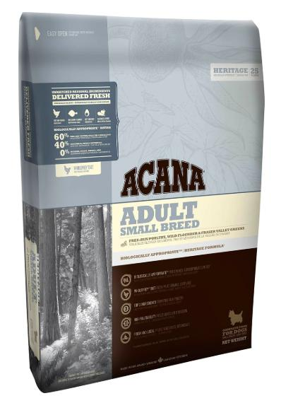 Acana Small Breed Adult Dog Dry Food-Acana-XOXOtails