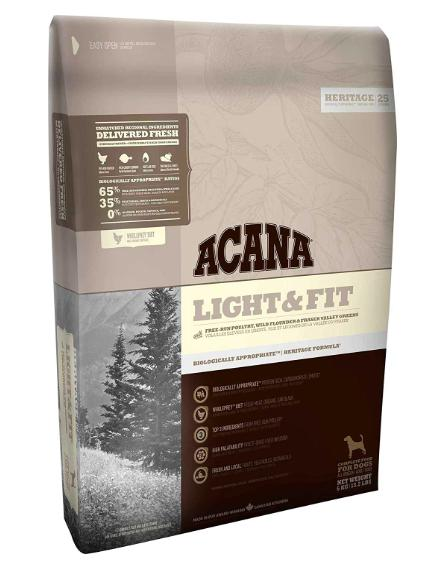 Acana Light & Fit Dog Dry Food-Acana-XOXOtails