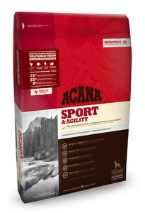 Acana Sports & Agility Dog Dry Food, 11.4 KG-Acana-XOXOtails