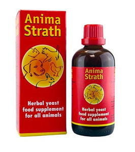 Bio-Strath Anima Strath Herbal Yeast Food Supplement 100 ML-Bio-Strath-XOXOtails