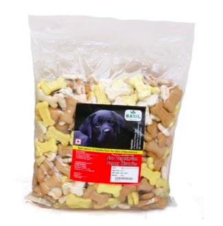 Basil Non-Veg Biscuits for Puppy, 900 G-Basil-XOXOtails