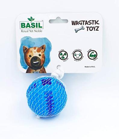 Basil Treat Ball Toy-Basil-XOXOtails