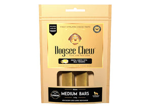 Dogsee Chew Long-Lasting Dental Chews With Real Turmeric for MEDIUM Dogs-Dogsee Chew-XOXOtails