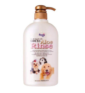 Forbis Aloe Rinse Conditioner for All Dogs & Cats 750 ML-XOXOtails