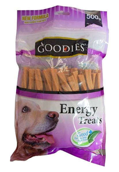 Goodies Energy LIVER Dog Treat-Goodies-XOXOtails