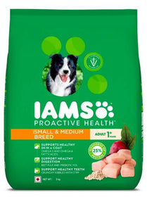 IAMS Adult Small & Medium Dog Dry Food-XOXOtails