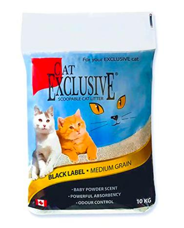 Intersand Cat Exclusive Scoopable Cat Litter, 10 KG-XOXOtails-XOXOtails