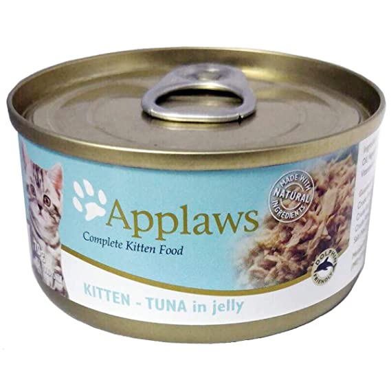 Applaws Natural Kitten Tuna in Jelly Canned Food