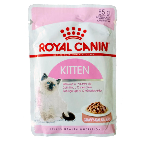 Royal Canin Kitten Cat Food Topper-XOXOtails