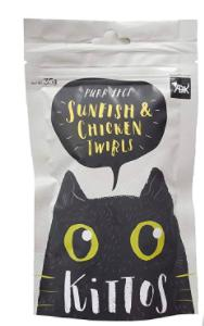 Kittos SUNFISH & CHICKEN Twins 35 G-Kittos-XOXOtails