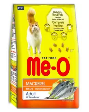Me-O Mackerel Cat Dry Food-Me-O-XOXOtails