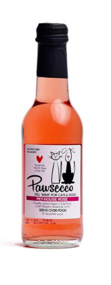 Pawsecco Still 'Wine' for Cats and Dogs