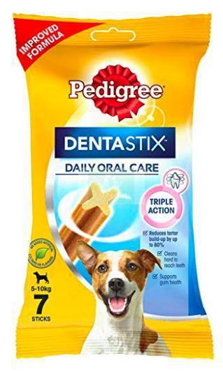 Pedigree DENTASTIX for Adult SMALL Breed Dogs 110 G (7 Sticks)-Pedigree-XOXOtails
