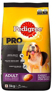 Pedigree PRO ADULT SMALL BREED (9+ Months) Dog Dry Food-Pedigree-XOXOtails