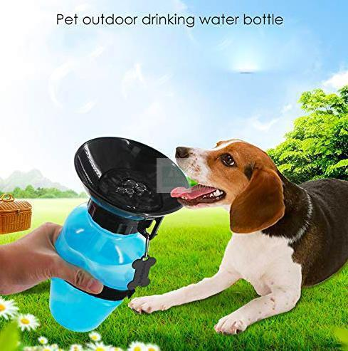 Pet Travel Bottle for Dogs & Cats-XOXOtails-XOXOtails