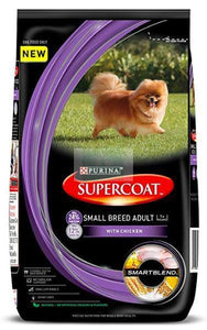 Purina Supercoat Adult Small Breed Dog Dry Food-PURINA-XOXOtails