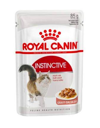 Royal Canin Instinctive Gravy for Adult Cat 85 G-Royal Canin-XOXOtails