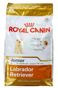 Royal Canin Labrador Junior Dog Dry Food 3KG-Royal Canin-XOXOtails