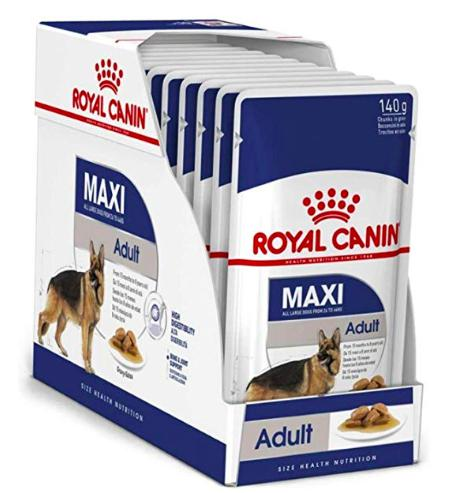Royal Canin Maxi Adult Gravy, 140G-Royal Canin-XOXOtails