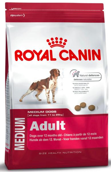 Royal Canin Medium Adult Dog Dry Food-Royal Canin-XOXOtails