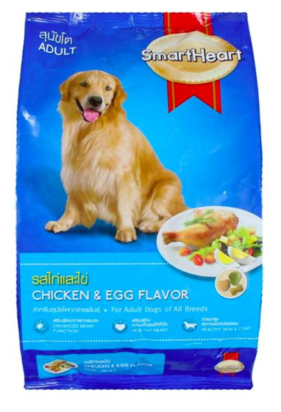 Smart Heart Chicken And Egg Adult All Breed Dog Dry Food
